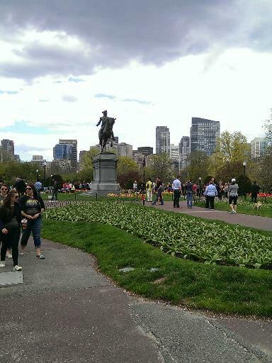 The Boston Commons